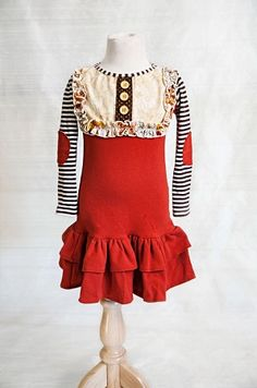 Persnickety Lou Lou Dress PRE-ORDER