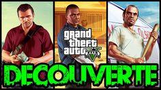grandtheftauto5100 | Grand Theft Auto V | Découverte du jeu ! [X360-FR] - YouTube
