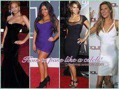 HOW TO POSE LIKE A CELEB!  Dita Time - Celebrity Style  See more   www.ditatime.weebly.com   Facebook  www.facebook.com/DitaTime