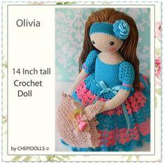 Hey, diesen tollen Etsy-Artikel fand ich bei https://www.etsy.com/de/listing/223744692/crochet-doll-finished-doll