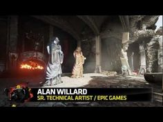 Wow. So game play will soon look like cinematic... God, I wish I had more time for video games, while being financially stable.    Unreal Engine 4 - GT.TV Exclusive Development Walkthrough