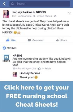 Free nursing school cheat sheets topics covered fluid and