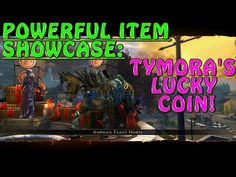 Neverwinter is having a live event for the next few days: Tymora's Gift. I found a powerful unique item: Tymora's Lucky Coin! I showcase this item and fully explain the event.