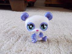 This is my Littlest Pet Shop panda.