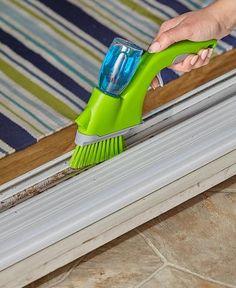 slider slicker track lubricant sliding patio door hdw pinterest
