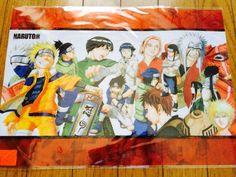 NARUTO Uzumaki NINJA Japan Hot Anime Manga figure cosplay A3 Poster Tokyo Limite