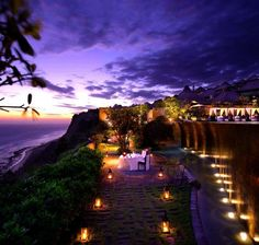 The Bulgari Bali Resort, Indian Ocean