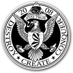 Great Seal Sticker
