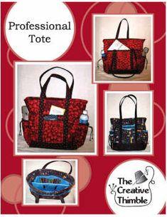 Professional Tote / Baby Bag Tote