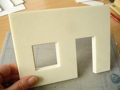 informative article on how to construct with foam board