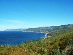 Overlooking the town of Pleasant Bay, Cape Breton. Nova Scotia Tourism, Cabot Trail, Cape Breton, Adventure Tours, The Province, Travel And Leisure, Photo Galleries, Canada, Island