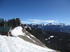 Wolf Creek Skiing