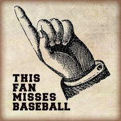 A ton!! I fight off my withdrawal symptoms with copious amounts of MLB Network but it's just not the same.