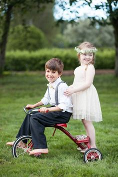 Ideas for a Kid Friendly Wedding! Bespoke Decor Rentals, Sweetheart Events and Kelly Brown Photographer.