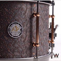 BEAutiful!!!! Ajp custom drums