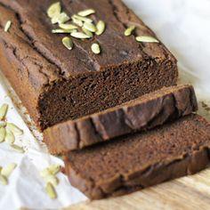 Pumpkin Bread: rich, moist and bursting with spice (gf, vegan).