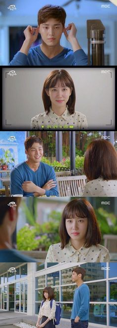 "[Spoiler] ""I'll Take In Father"" Lee Tae-hwan comforts Park Eun-bin"