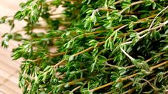 As an antidote, a symbol of bravery and a kitchen staple, thyme has a long and storied past.