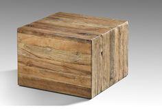 $600 Impactante Mesa En Madera Reciclada Hecha En Hemlock