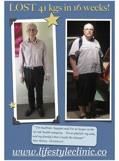 Peter | Weight loss success story