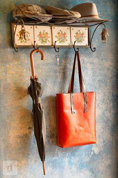 bolso de cuero con asas | Flickr: Intercambio de fotos