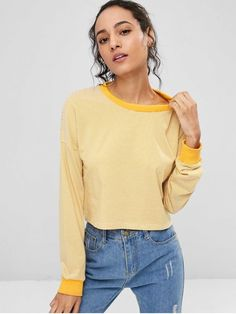 db5609a30ab 25 Best Zaful images in 2019 | Top p, Cropped tank top, Trendy Fashion
