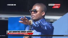 Last Sunday Of Anointing Service With Prophet Shepherd Bushiri / Ecg Church - - Part Gods And Generals, Church Ministry, Finding God, Prayer Request, Prayers, Channel, Sunday, Bible, Messages