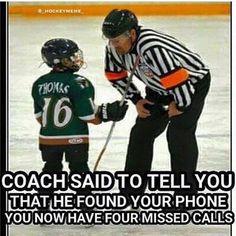 Lol gotta love hockey kiddos