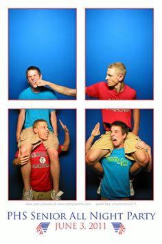 Ideas for a photobooth!