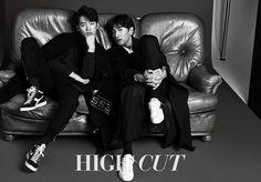 Seo Kang Joon & Lee Kwang Soo - High Cut Magazine vol. Star Magazine, Magazine Images, Running Man Cast, Park Jung Min, Seo Kang Jun, Kwang Soo, Do Bong Soon, A Love So Beautiful, Best Dramas