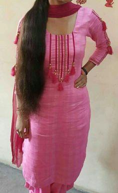 Best 12 Page 479563060318823607 SkillOfKing. Salwar Kameez Neck Designs, Patiala Suit Designs, Churidar Designs, Kurta Neck Design, Sleeves Designs For Dresses, Neck Designs For Suits, Neckline Designs, Blouse Neck Designs, Patiala Dress