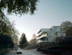Mehrfamililienhaus Forsterstrasse / Christian Kerez