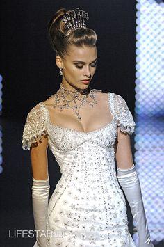 ZUHAIR MURAD ~ Diamonds are forever collection. #josephine#vogel