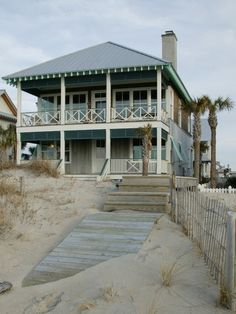 beach home--- maybe. If I ever get rich enough to pay for the damage done to the house from the hurricanes lol