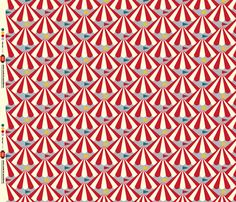 Big Top! fabric by pennycandy on Spoonflower - custom fabric