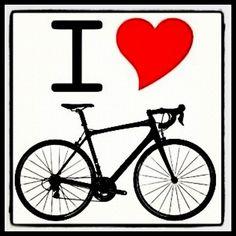 I love my bike Go Ride, Bike Poster, Cocoa Beach, Bike Chain, Bicycle Art, Happy Day, Just Go, Letting Go, Recycling