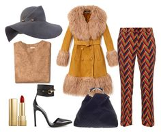 """""""Untitled #532"""" by sugarmoonmama on Polyvore featuring Gucci, Eugenia Kim and Dolce&Gabbana"""