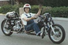 Recumbent Motorcycle Gallery