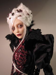 Virginie Ropars__Pallas Queen of Spade