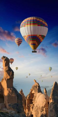 99 Breathtaking Places You Must Visit Before You Die ) ) Cappadocia, Turkey Air Ballon, Hot Air Balloon, Romantic Places, Beautiful Places, Places To Travel, Places To Visit, Nature Photography, Travel Photography, Cappadocia Turkey