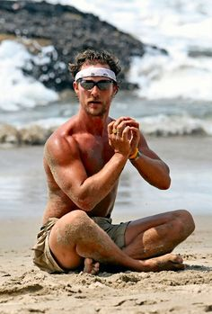 Matthew McConaughey: forever tan, Southern drawl, and smokin'!