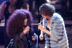 Whitney and Chaka