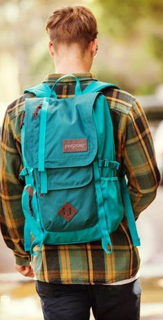 Herschel Supply Co Backpack in Blue Ombre ($58) ❤ liked on ...