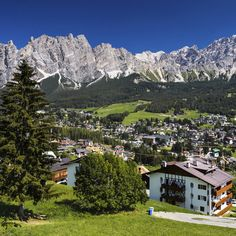 Cortina d'Ampezzo, Italy | 23 Underrated Vacation Spots Around The World To Visit Before You Die