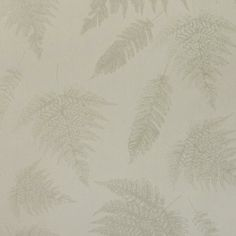Fern Gold Leaf - Artisanal Wallpaper from The Wallpaper Collective