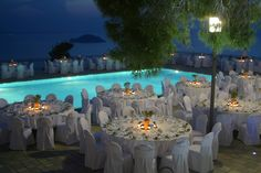 #PortoCarras will help you plan your special day, as desired!! #PortoCarrasGrandResort #wedding #Sithonia #Halkidiki