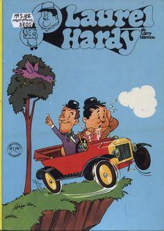 Laurel & Hardy cartoon 1966-1967 | KRACKERS WORLD | Laurel and ...