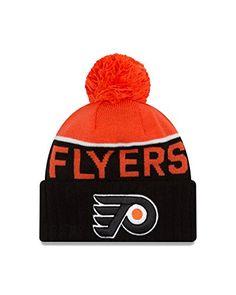 NHL Philadelphia Flyers Ne15 Sport Knit Beanie 56e5d8bc6880