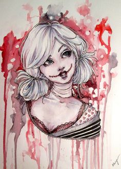 Smile by Doringota.deviantart.com on @DeviantArt