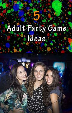 small group games for adults